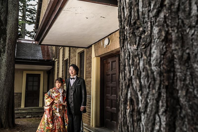 片倉館諏訪結婚写真