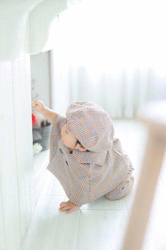 バースデーフォト岡谷赤ちゃん