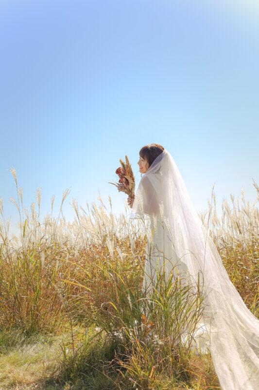 ブライダル花嫁ドレス
